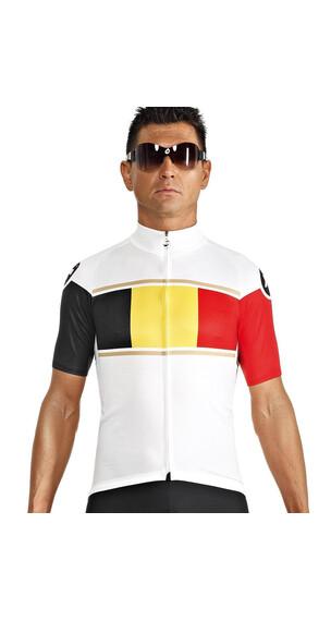 assos SS.neoPro Cykeltrøje korte ærmer Herrer rød/hvid